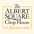 The Albert Square Chop House  logo