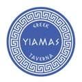 Yiamas Greek Taverna logo