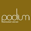 Podium Restaurant & Bar logo