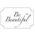 Be Beautiful - Beauty logo
