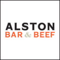 Alston Bar & Beef logo