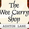 The Wee Curry Shop - West End logo