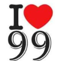 99 Bar & Kitchen logo