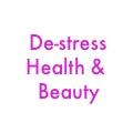 De-stress Health & Beauty with Elaine logo