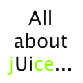 All About Juice logo