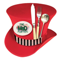 The Mad Platter logo