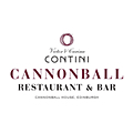 Cannonball Restaurant & Bar logo