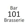 101 Brasserie & Bar logo