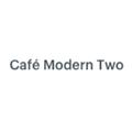 Café Modern Two logo