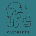 Chinaski's logo
