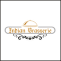 Indian Brasserie logo