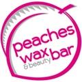 Peaches Wax Bar - Falkirk logo