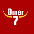 Diner 7 logo