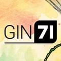 Gin71 Glasgow logo