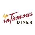 Infamous Diner logo