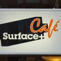 Surface+ Cafe logo