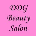 DDG Beauty Salon logo