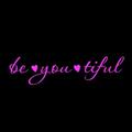 Be.You.Tiful logo