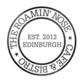 The Roamin' Nose logo