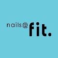 Nails @ fit logo