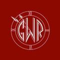 1051 GWR  logo
