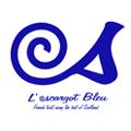 L'Escargot Bleu logo
