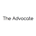 The Advocate logo
