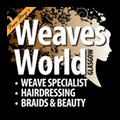 Weaves World Studio logo