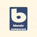 Blonde logo