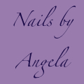 Nails by Angela within Iain Stewart Hairdressing logo