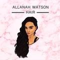 Allanah Watson Hair  logo