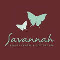 Savannah Day Spa Bridge of Allan logo