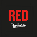 OUIBar + KTCHN @ Radisson RED logo