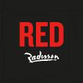 OUIBar + KTCHN @ Radisson Red logo