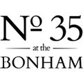 No 35 at The Bonham logo