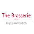 The Brasserie at the Glasshouse logo