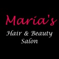 Maria's Hair & Beauty logo