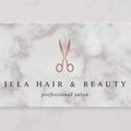 Jela Hair and Beauty logo