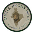 Mr Singh's India logo