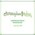 Christopher Robin logo