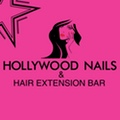Hollywood Nails & Hair Extension Bar logo