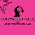 Hollywood Nails & Hair Extension Bar logo