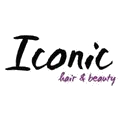 Iconic Hair, Beauty & Nails Salon logo