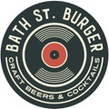 Bath St Burger logo