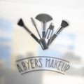 Ally Byers Make Up within GLAM  logo