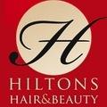 Hiltons Hair & Beauty logo
