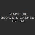Make Up, Lashes and Brows by Ina logo