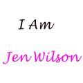 I Am Jen Wilson logo
