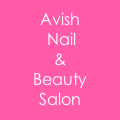 Avish Nail & Beauty Salon  logo