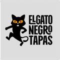 El Gato Negro logo